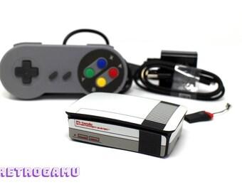 Retro Gaming NES Mini PLUG N PLAY 14000+ Games Retropie Raspberry Pi 3 Bundle