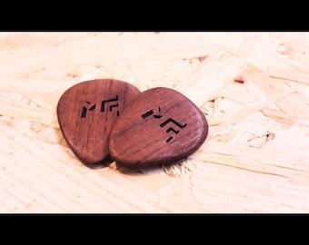 Custom Personalized Hand made Guitar Picks