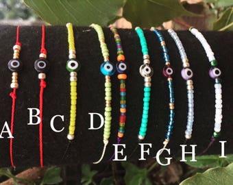 "Bracelet for protection against the evil eye ""Turkish"""