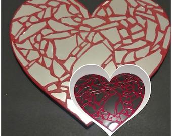 Broken Mirror Heart