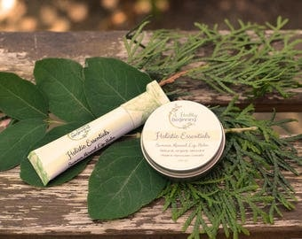 Summer Mineral Lip Balm with Sun Protection