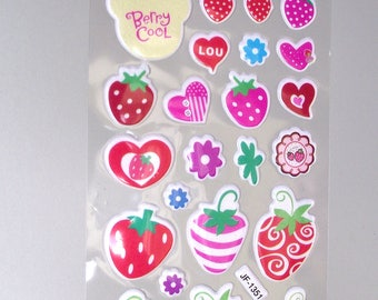 32 fruit Stickers.