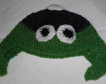 Nice wool awake with earflaps Hat