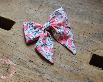 Barrette liberty wiltshire sweet pea