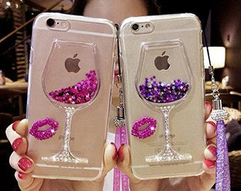 Blingy Glass Iphone Case
