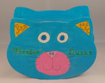 Tirelir' cute cat to be personalized