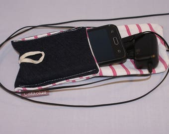 Catacliss phone charger pouch