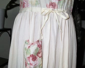 my original creation shabby dress