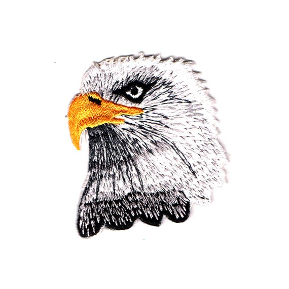 """Patch fusible pattern """"Eagle"""""""