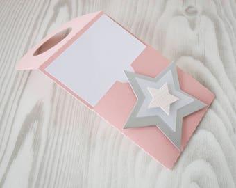Bottle pendant/gift tag/Christmas gift