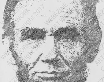 Abraham Lincoln Artwork