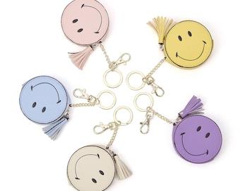 Smiley mini wallet