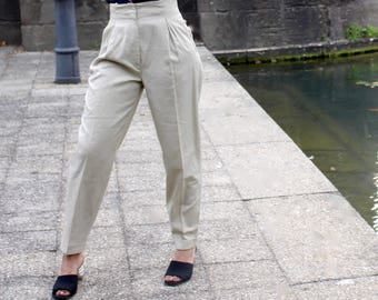"High Waist Pants ""Together"""