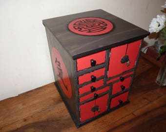 Example of Japanese box (made to order)