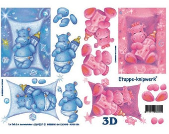 Baby hippos LS4169307