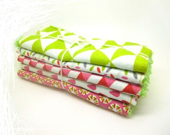 5 great cleansing colors green and pink or baby wipes