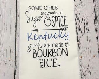 Tea Towel- Kentucky Girls