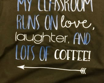 Love, Laughter, Coffee