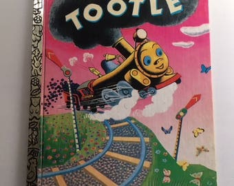 Tootle the Train Little Golden Book