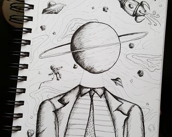 Head in Space