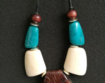 227. Tribal Style Necklace