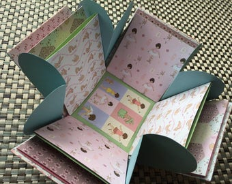 Belle and Boo Handmade Explosion Box