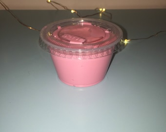 Cranberry Cool whip Slime
