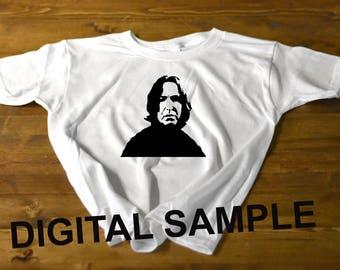 professor snape inspired  t-shirt