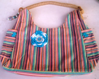 PURSE Indian cotton