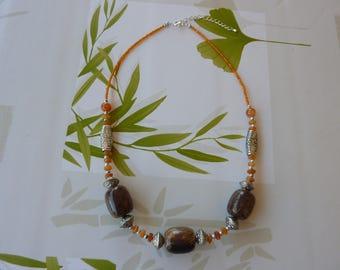 ethnic Indian design necklace