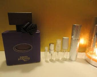 David Jourquin - Cuir Altesse 1-10ml travel samples, niche perfume