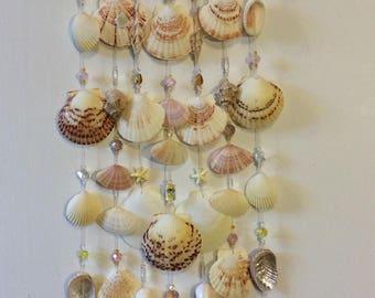 Seashell Wall Decor/wind Chime