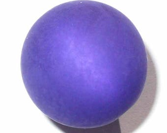 4 beads 14mm violet polaris 4 beads