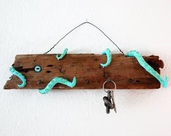 Key, squid, Octopus key board, storage key