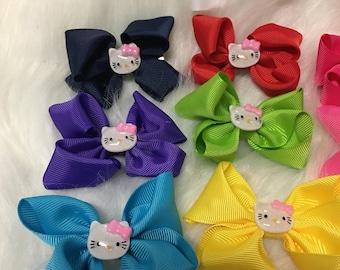 Hellokitty bow/hairbows/hellokitty/takemehome/bows/hairbows