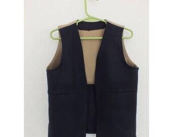 Little wool vest