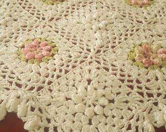 Garden Trellis Baby Blanket