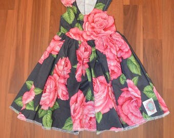 Racerback Dress Size 12 Month