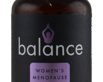 Balance - Menopause Relief Supplement for Hot Flashes, Night Sweats & Mood Swings | Formulated With The Most Powerful Ingredients
