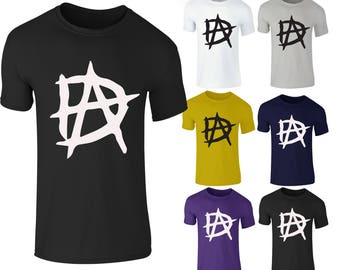 Dean Ambrose Logo Wrestling RAW WWE Smackdown T-Shirt Top