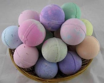 Pack of 10 Assorted Bath Bombs