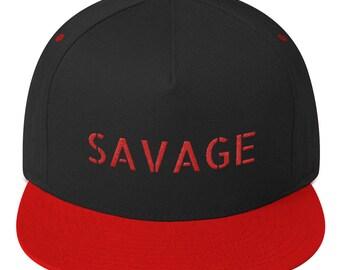 SAVAGE Flat Bill Cap