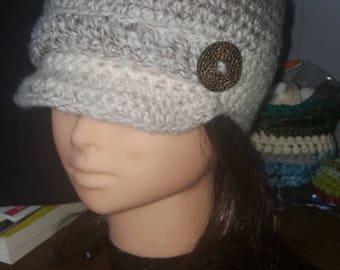 The Nutmeg brimmed hat
