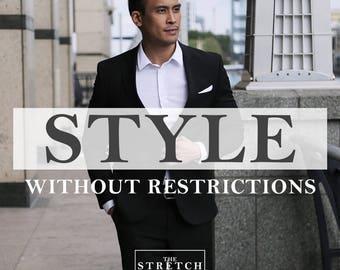 Men's Suit - Custom Suit Designed By You