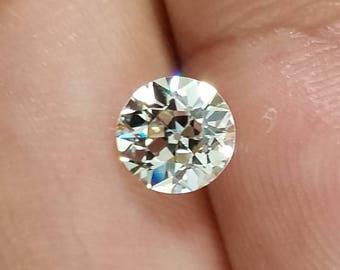 GIA 1.15 ct K Si1 Old European Cut diamond