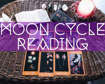 Moon Cycle Reading