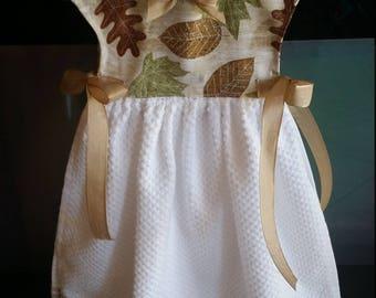 Fall decorative towel