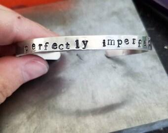 Personalized cuff bracelet... customize... cuff bracelet... silver personalized bracelet... silver bracelet