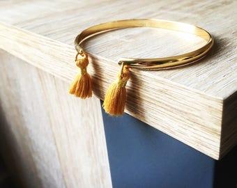Gold Bracelet a 24 k gold