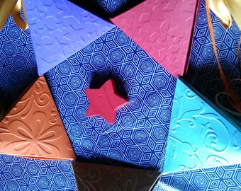 Pyramids - gift-packaging